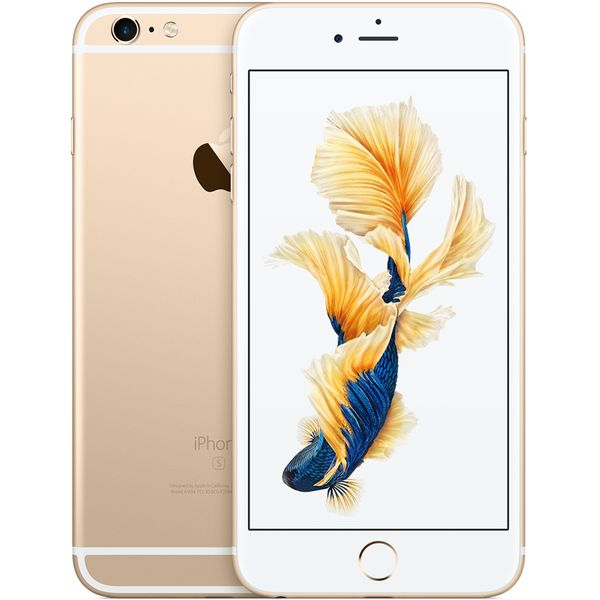 Apple iPhone 6s Plus - 64GB - Gold – Bild 4