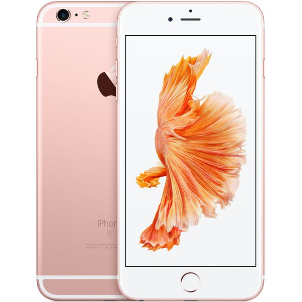 Apple iPhone 6s Plus - 16GB - Roségold – Bild 4