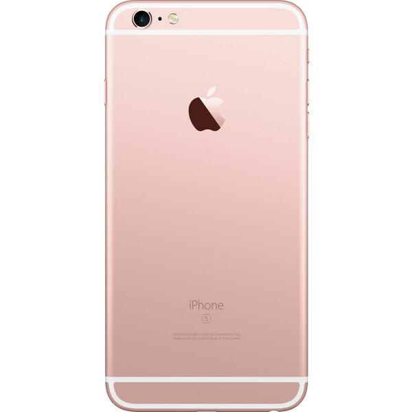 Apple iPhone 6s Plus - 128GB - Roségold – Bild 3