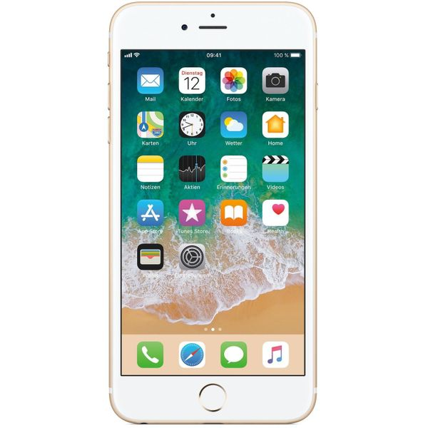 Apple iPhone 6s - 32GB - Gold – Bild 1