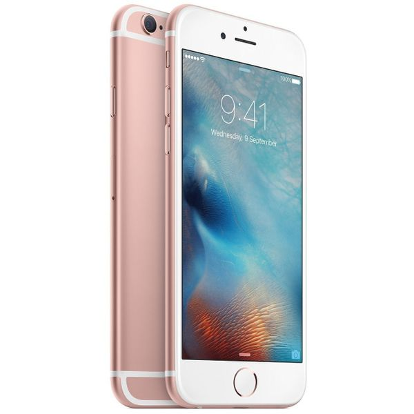 Apple iPhone 6s - 32GB - Roségold – Bild 5