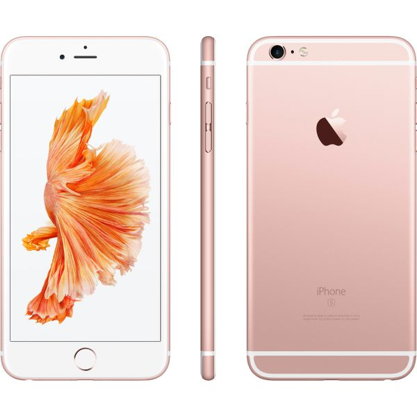 Apple iPhone 6s Plus - 32GB - Roségold – Bild 7
