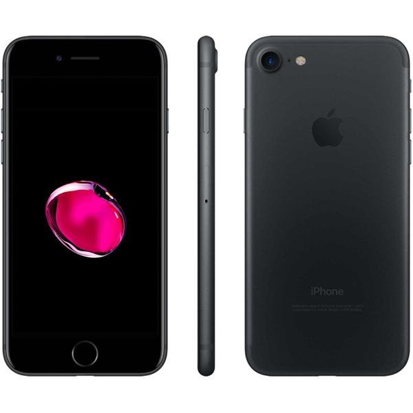 Apple iPhone 7 - 128GB - Black – Bild 6