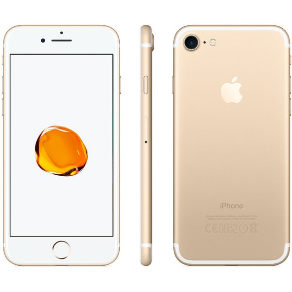 Apple iPhone 7 - 128GB - Gold – Bild 6