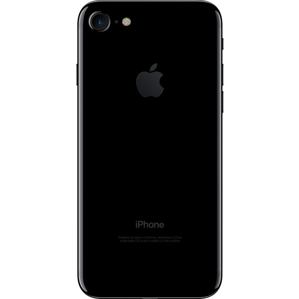 Apple iPhone 7 - 128GB - Jet Black – Bild 3