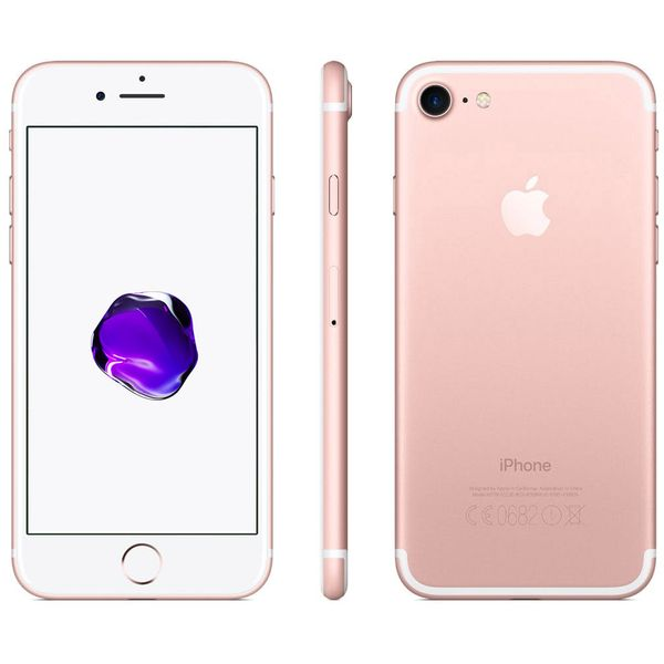 Apple iPhone 7 - 128GB - Roségold – Bild 6