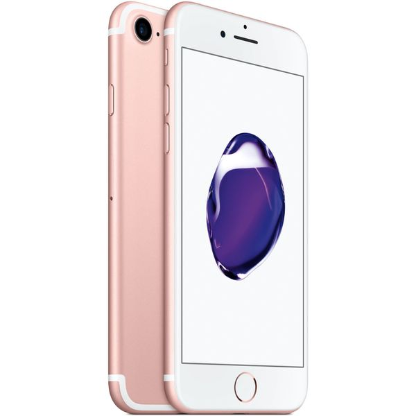 Apple iPhone 7 - 32GB - Roségold – Bild 4