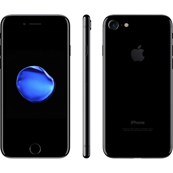 Apple iPhone 7 - 256GB - Jet Black – Bild 6