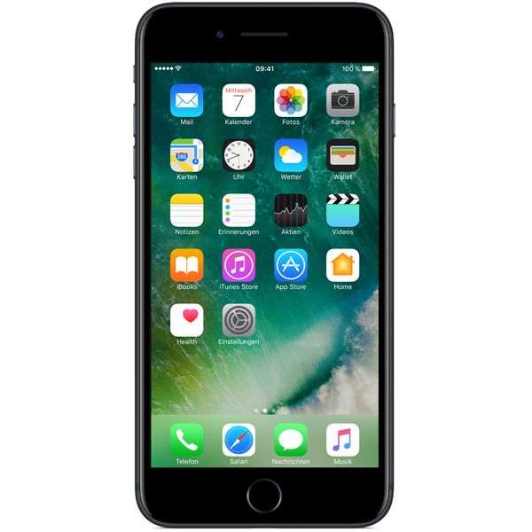 Apple iPhone 7 Plus - 256GB - Black – Bild 1