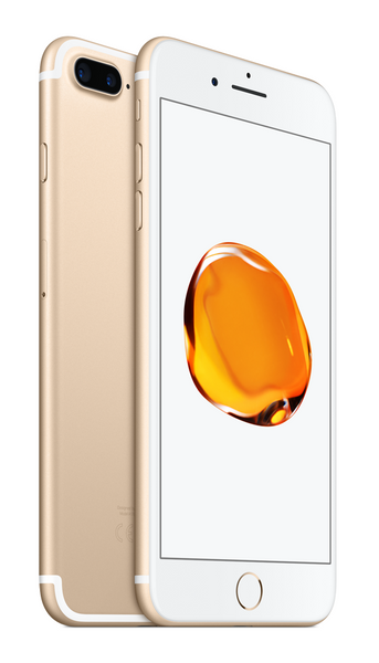 Apple iPhone 7 Plus - 128GB - Gold – Bild 4