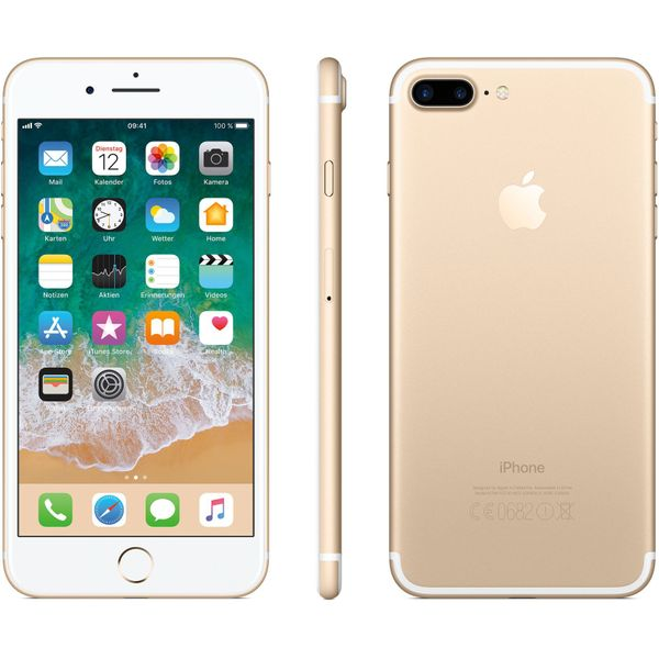 Apple iPhone 7 Plus - 32GB - Gold – Bild 6