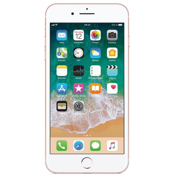 Apple iPhone 7 Plus - 128GB - Roségold – Bild 1