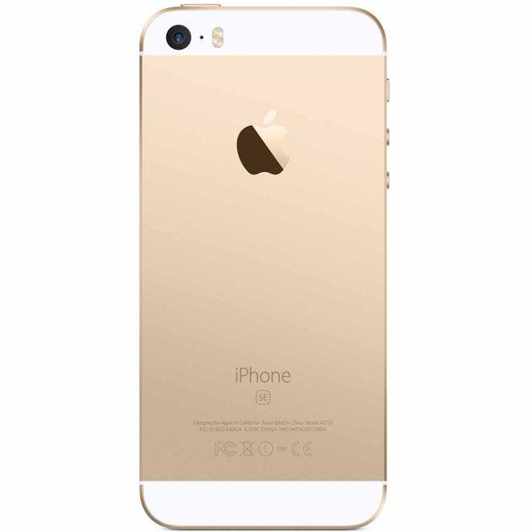 Apple iPhone SE - 64GB - Gold – Bild 3