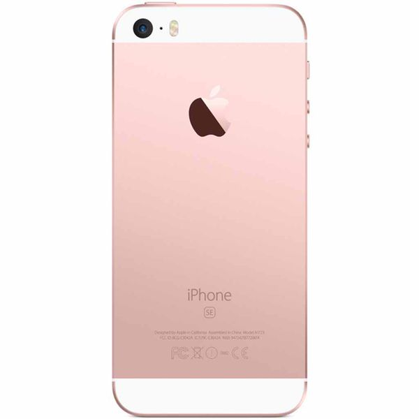 Apple iPhone SE - 64GB - Roségold – Bild 3