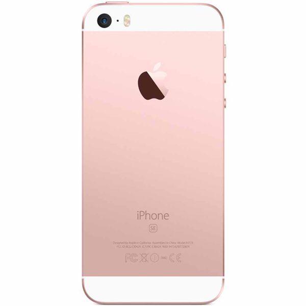 Apple iPhone SE - 64GB - Roségold – Bild 3