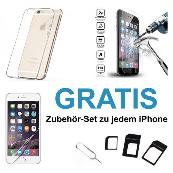 Apple iPhone SE - 16GB - Silver – Bild 2