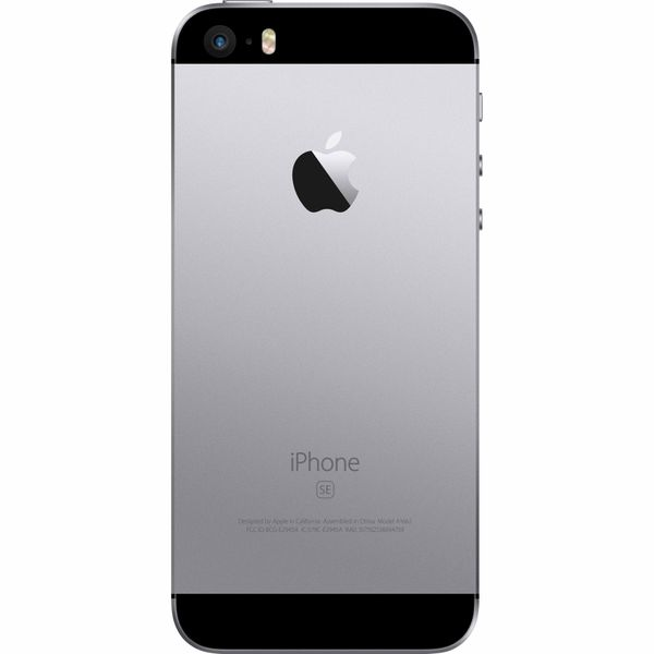 Apple iPhone SE - 16GB - Space Gray – Bild 3