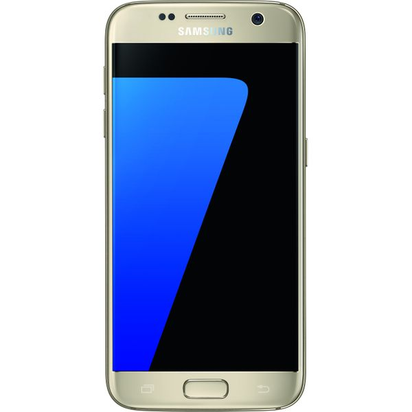 Samsung Galaxy S7 G930F - 32GB - Gold – Bild 1