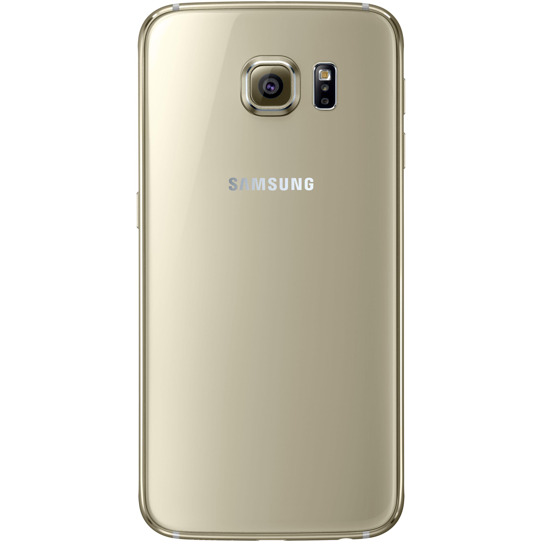 samsung galaxy s6 g920f 32gb gold handys samsung galaxy s6. Black Bedroom Furniture Sets. Home Design Ideas