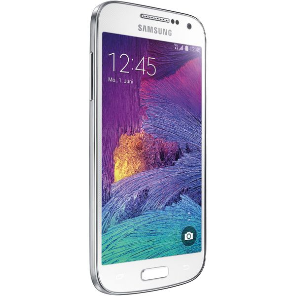 Samsung Galaxy S4 mini GT-I9195 - 8GB - White Frost – Bild 3