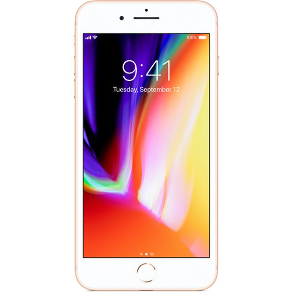 Apple iPhone 8 Plus - 256GB - Gold – Bild 1