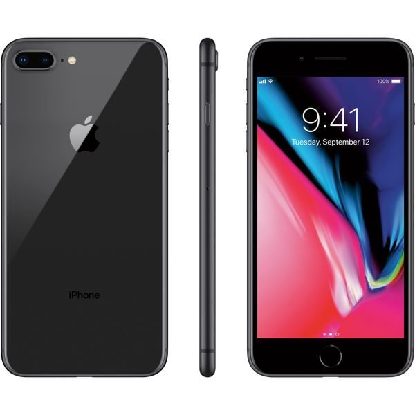 Apple iPhone 8 Plus - 64GB - Space Gray – Bild 6
