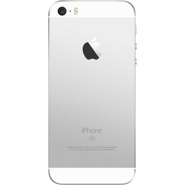 Apple iPhone SE - 128GB - Silver – Bild 3