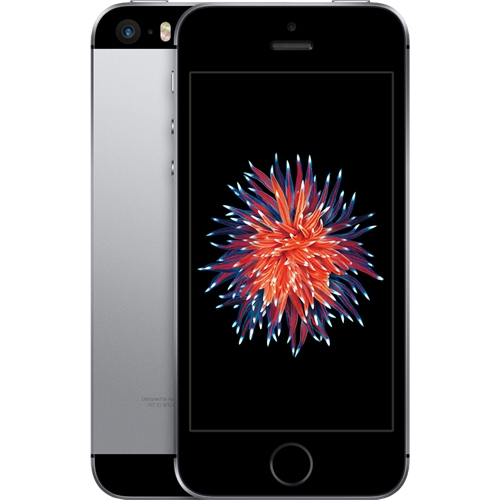 Apple iPhone SE - 128GB - Space Gray – Bild 4