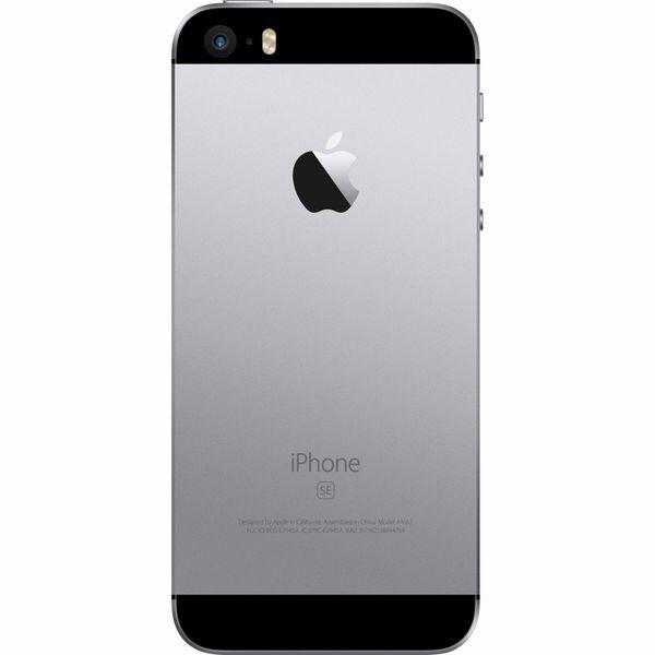 Apple iPhone SE - 128GB - Space Gray – Bild 3