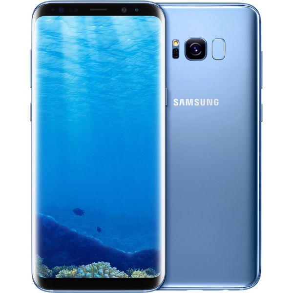Samsung Galaxy S8+ G955F - 64GB - Coral Blue – Bild 3