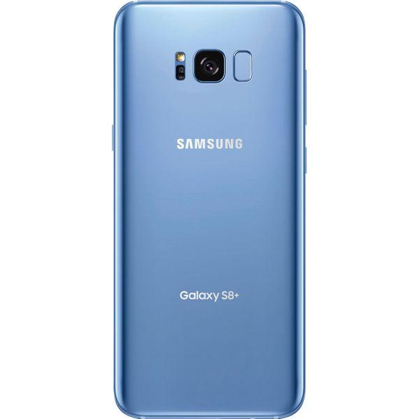 Samsung Galaxy S8+ G955F - 64GB - Coral Blue – Bild 2