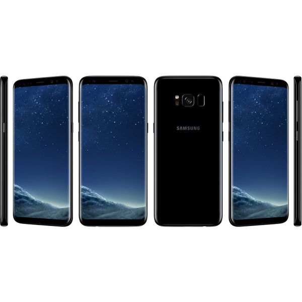 Samsung Galaxy S8 G950F - 64GB - Midnight Black – Bild 6