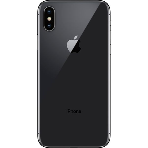 Apple iPhone X - 256GB - Space Gray – Bild 2