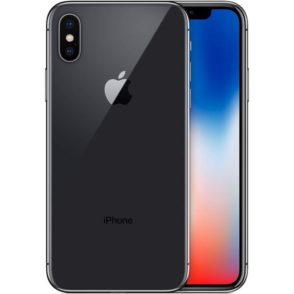 Apple iPhone X - 256GB - Space Gray – Bild 3