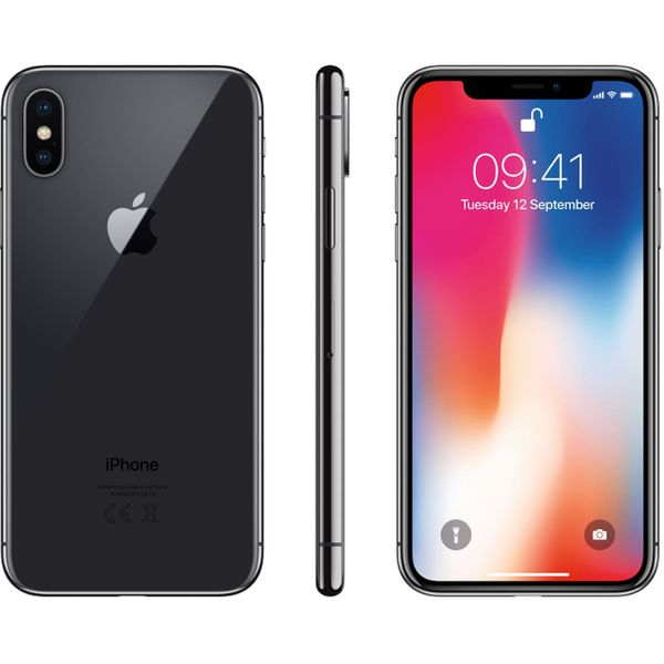Apple iPhone X - 256GB - Space Gray – Bild 5