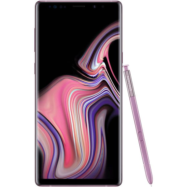 Samsung Galaxy Note 9 N960F - 128GB - Lavender Purple – Bild 1