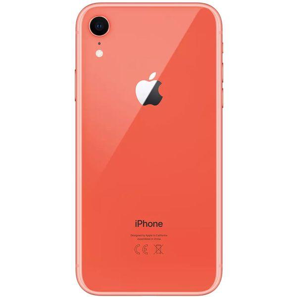Apple iPhone XR - 128GB - Coral – Bild 2
