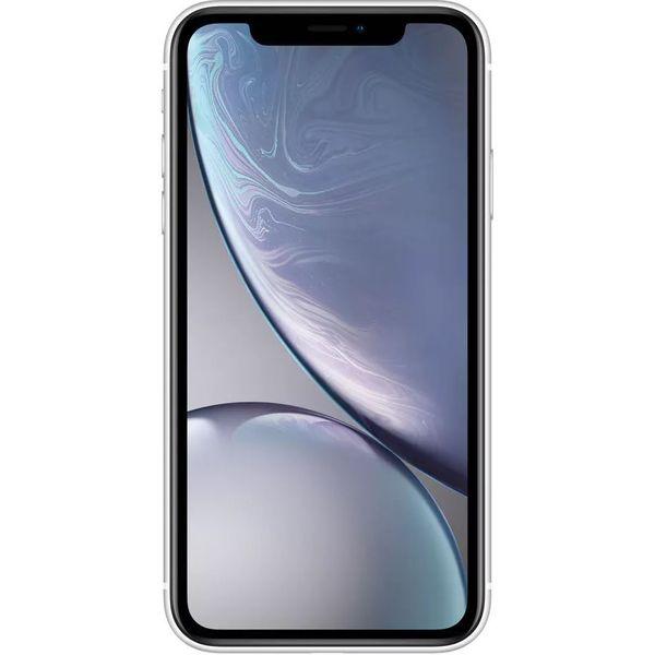 Apple iPhone XR - 256GB - White – Bild 1