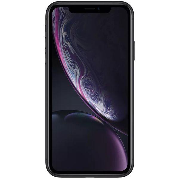 Apple iPhone XR - 64GB - Black – Bild 1