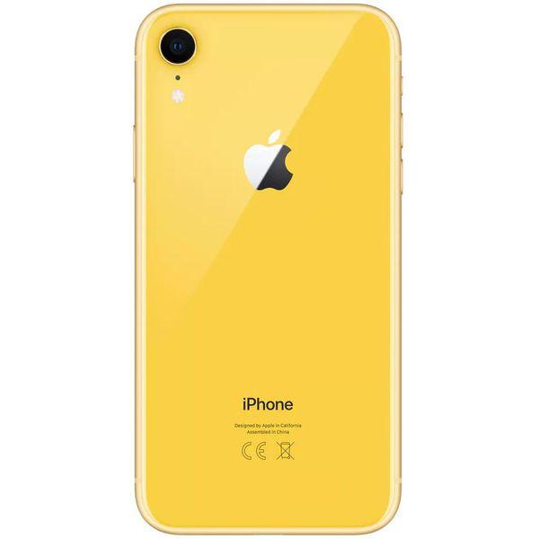 Apple iPhone XR - 64GB - Yellow – Bild 2