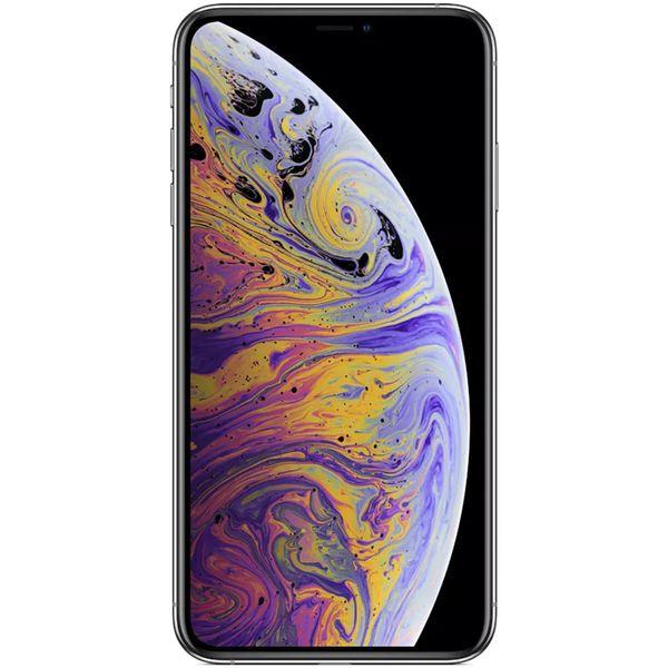 Apple iPhone XS Max - 64GB - Silver – Bild 1