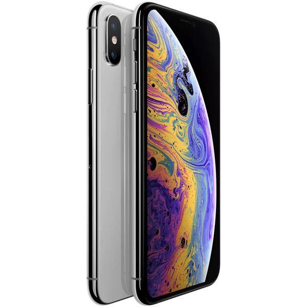 Apple iPhone XS Max - 64GB - Silver – Bild 4