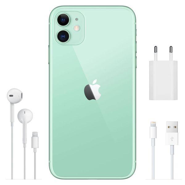 Apple iPhone 11 - 128GB - Green – Bild 4