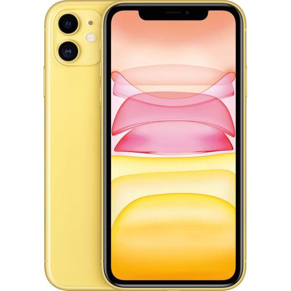 Apple iPhone 11 - 128GB - Yellow – Bild 1