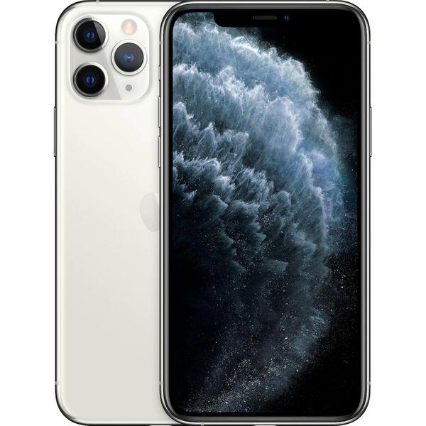 Apple iPhone 11 Pro - 512GB - Silver – Bild 1