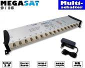 Megasat 9/16 Multischalter 9x16...