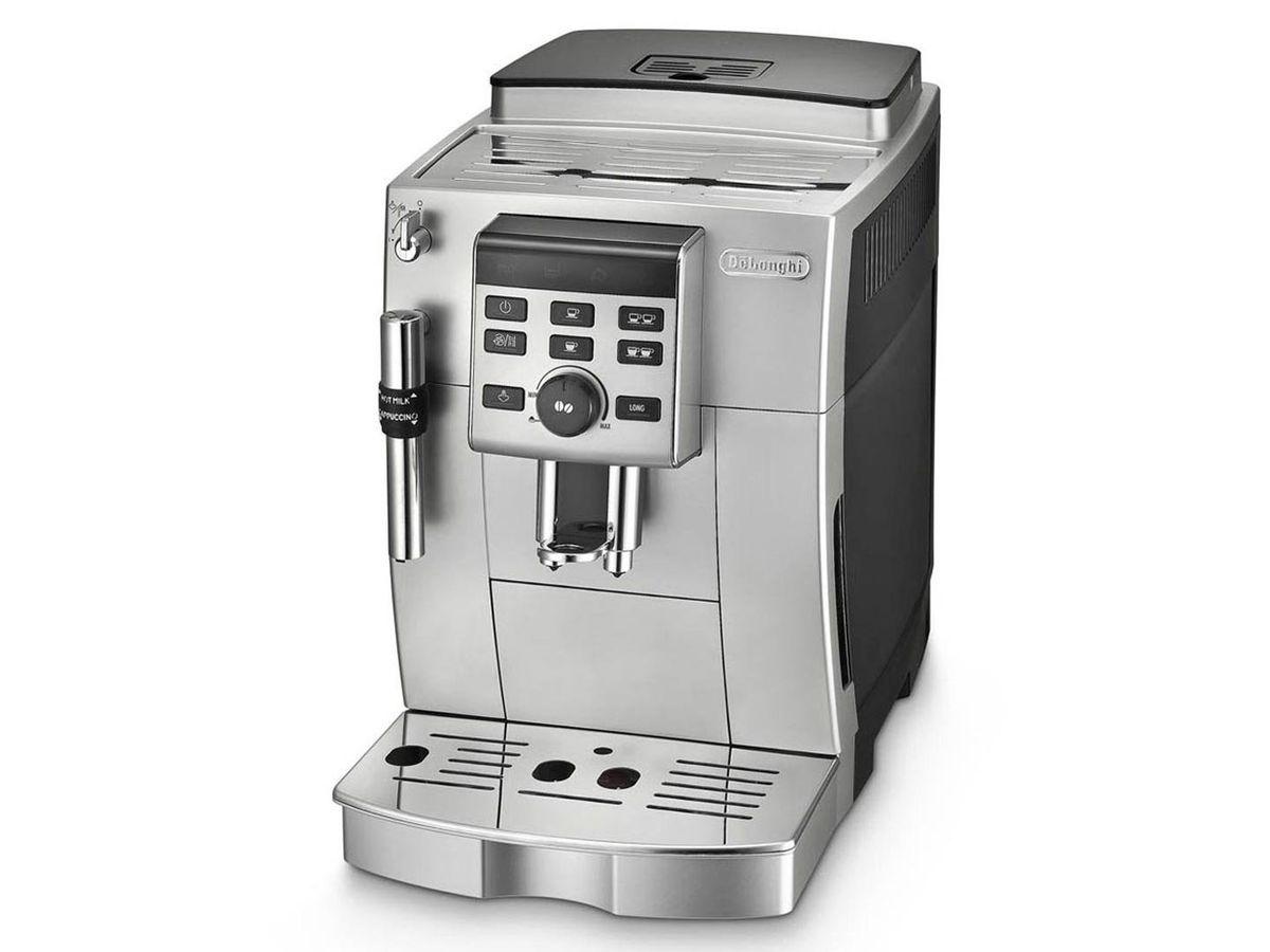 Delonghi Ecam 23 120 Sb Silber Schwarz Espressovollautomat Kaffee