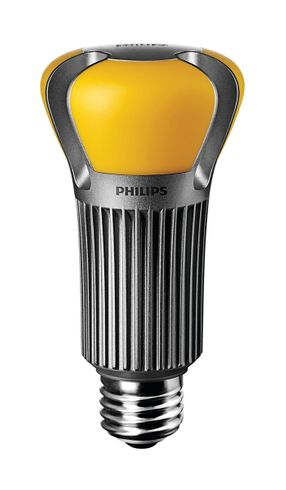Philips LED Lampe Master LEDbulb MV 13W (entspricht 75W) 2700K 1055lm warmweiß E27 dimmbar in Normallampenform 66350800 Energieklasse A+