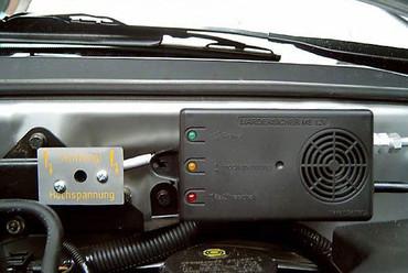Mardersicher MS 12 V Mobil Ultraschall plus Hochspannung  – Bild 3