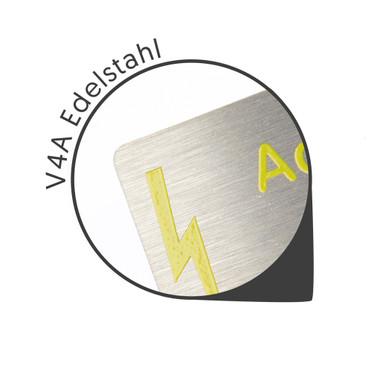 Hochspannungs-Sensor aus V4 A Edelstahl – Bild 3